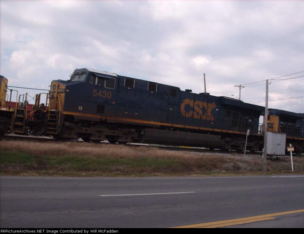 CSX 5430