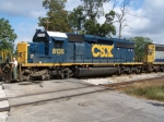 CSX 8135 YN3 (ex-L&N)