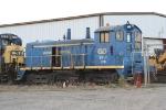 BDLX 1201 at Progress Rail