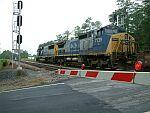 CSX 7739 on train Q199