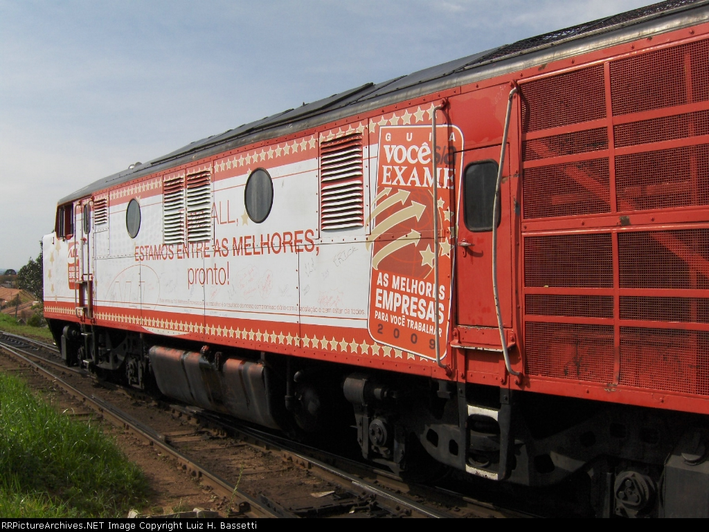Special Paint Scheme For EMD B12
