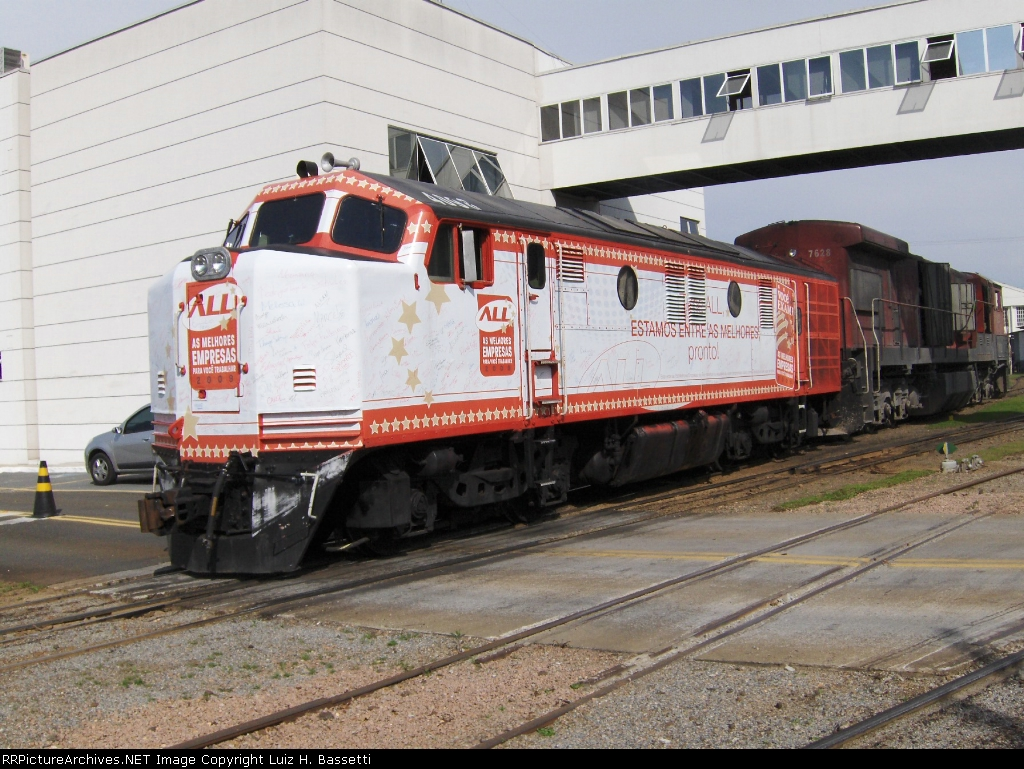 Special Paint Scheme for EMD GM B12