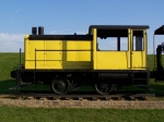 USAX 2358 is a Rare Davenport 20-Tonner from 1941 on Display at the Riverview Park