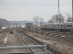 Metro North Croton Harmon yard