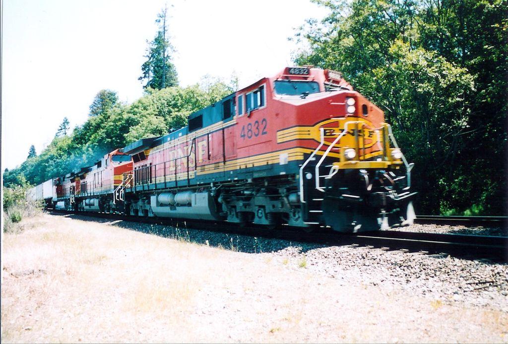 BNSF Scenic Sub MP28