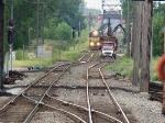 Clean up tie work and a NB Ice Ethonol train looking at both Lemoyne and Hawthorne Interlockings on the BRC