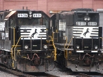 A pair of NS SD50's