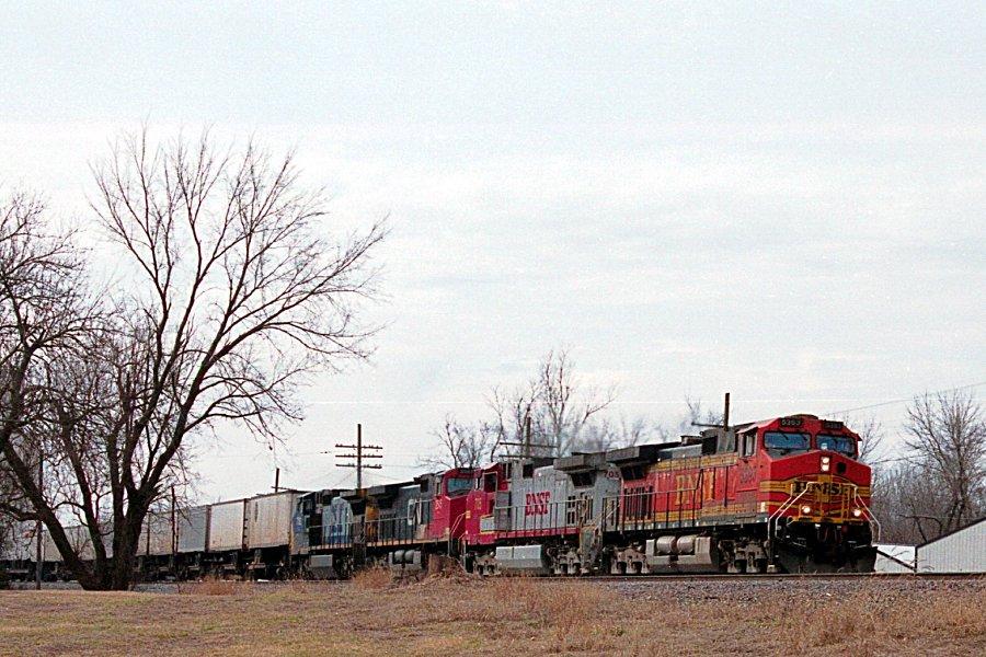 Don't delay the brown train