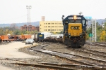 CSX 6201 - East Worcester, Massachusetts