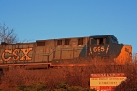 CSX 695 at Worcester, MA