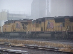 Playing Hide and Seek in the Fog with Locomotives is Fun!