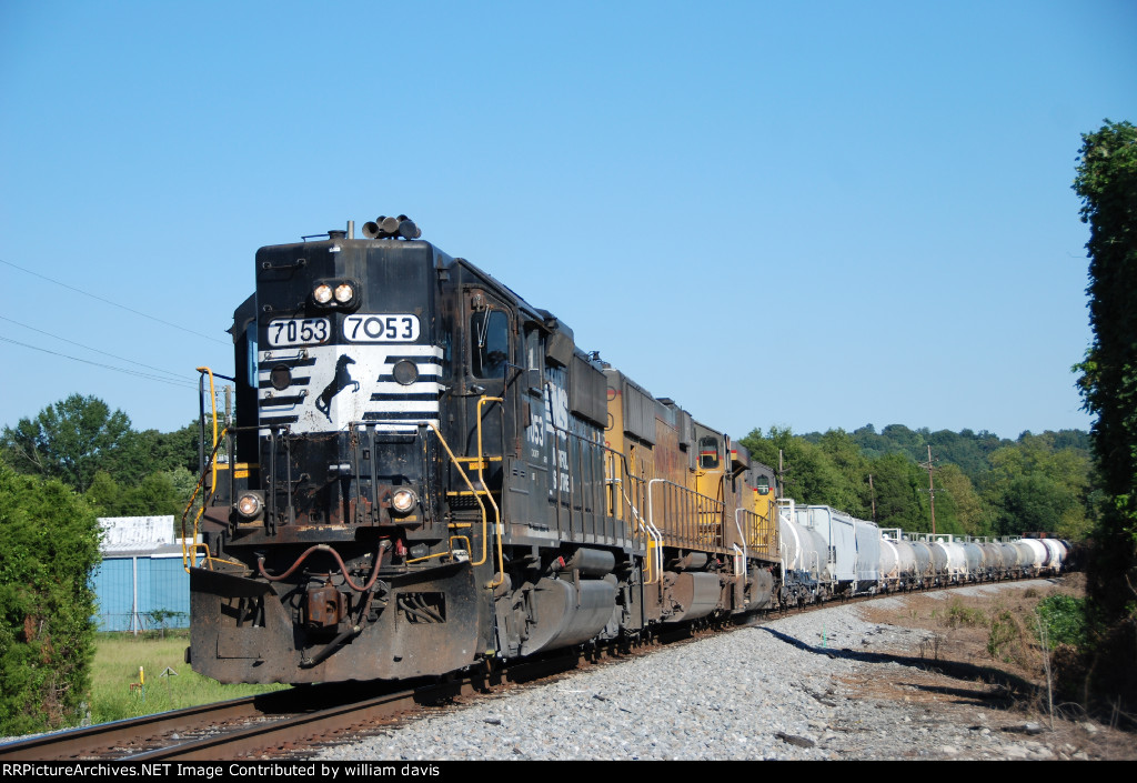 NS'S Alabama Division Central of Georgia District