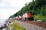 BNSF Scenic Sub MP14 Richmond Beach
