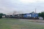 NS SB freight