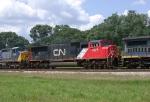 CN 5671 on Q606