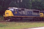 CSX 751 leading Q602