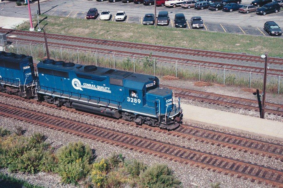 GP38-2 CR 3289