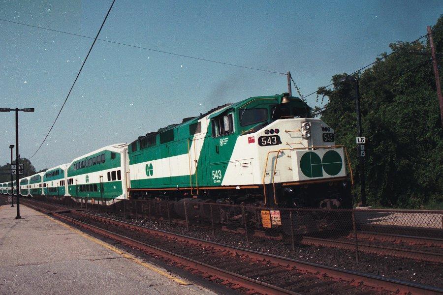 GO Transit 543