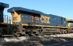 Heading for the shop: CSX 5343