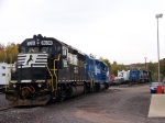 Norfolk Southern Hazleton Yard
