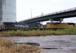 SP 319 & UP 4073 Chill Under a Bridge