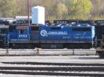 """NS 2943 """"Spirit of Conrail"""" GP38"""