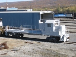 This unit, former NS 2908, is in the process of becoming a RPE4C road slug.