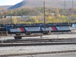 Two SLC, former NJ Transit, F40PH's