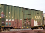 Chicago Northwestern Boxcar
