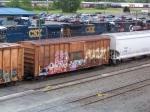 Ex-Maine Central boxcar