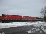 The lineup of four ALCO's outside of the shops