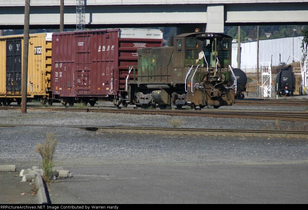BNSF 3611