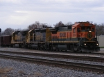 BNSF 8614