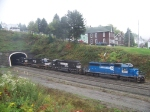 Norfolk Southern 3347, 3342, 7575, and 6693