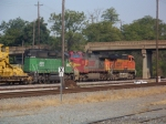 BNSF through the Years