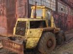 Warren Rail Car Forklift