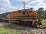 RSR 102 leading rail train