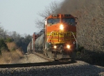 Eastbound BNSF High Priority Freight