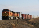 Westbound BNSF High Priority Freight