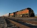Southbound BNSF Intermodal