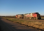 Southbound BNSF Special Unit Train