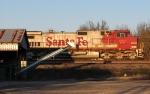 Southbound Santa Fe