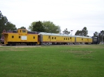 Display Train at Cody Park