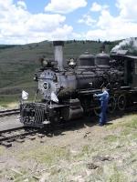 D&RGW 315