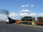 D&RGW 315 and CT&S 19