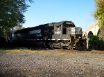 Norfolk Southern 6682 and 2539
