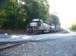 Norfolk Southern 3383 and 3445