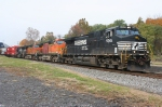 Eastbound 20G w/BNSF Power