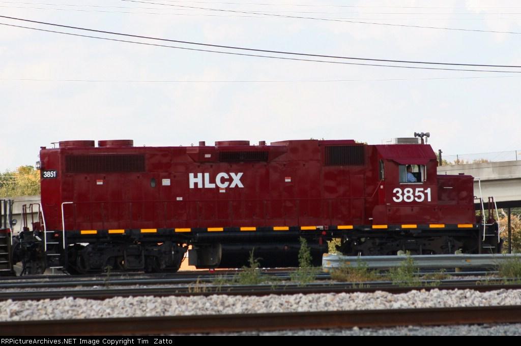 HLCX 3851