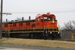 BNSF 1235